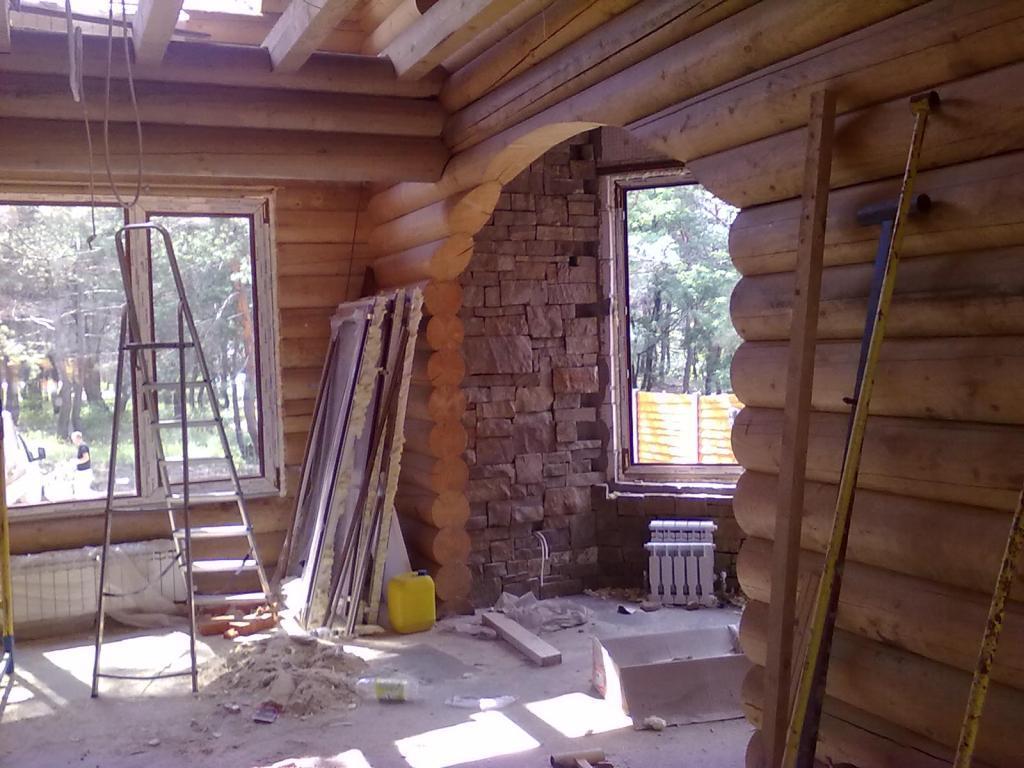 дом из экологически чистых материалов