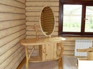 дома из дерева, деревянные изделия - это комфорт и уют