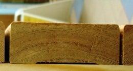 Палубная доска лиственница