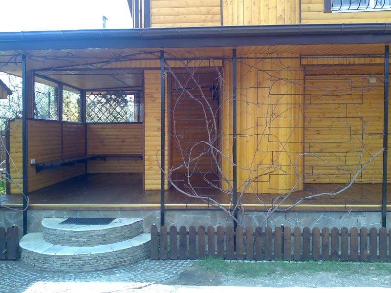 """Деревянные дома от """"Рослый лес"""" (фото 5)"""